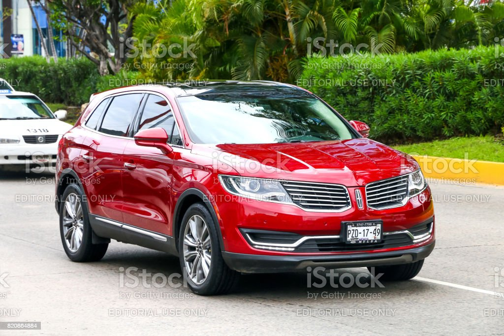 Lincoln MKX stock photo