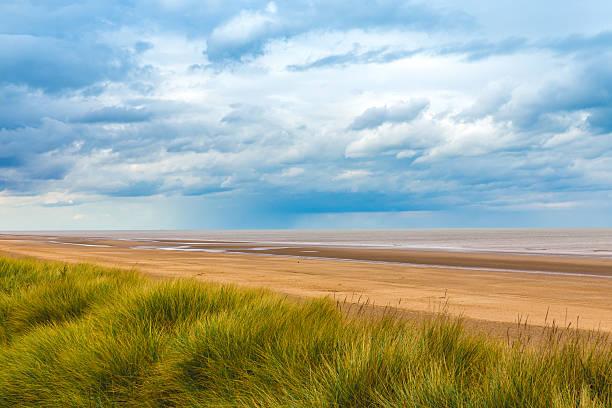 lincolnshire coastline - 林肯郡 個照片及圖片檔