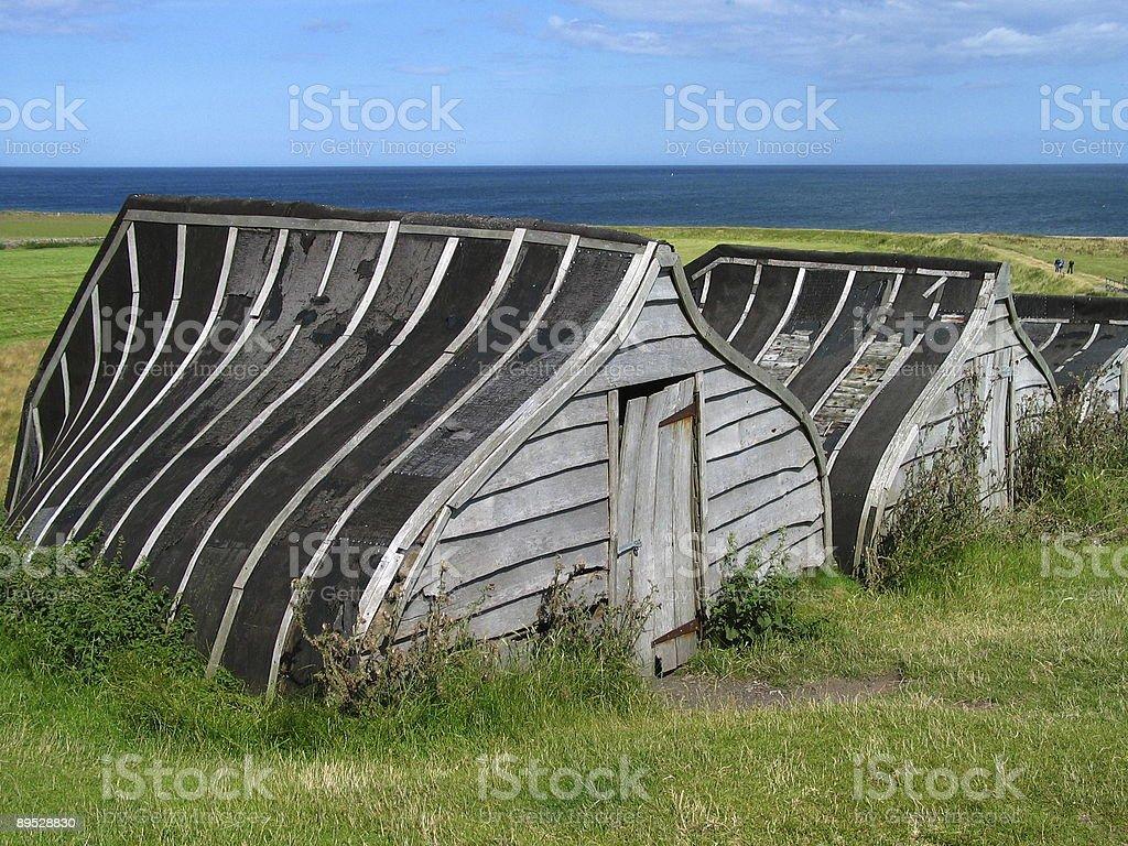 Lindisfarne royalty-free stock photo