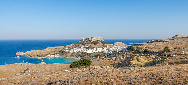 Lindos Rhodos Griechenland – Foto