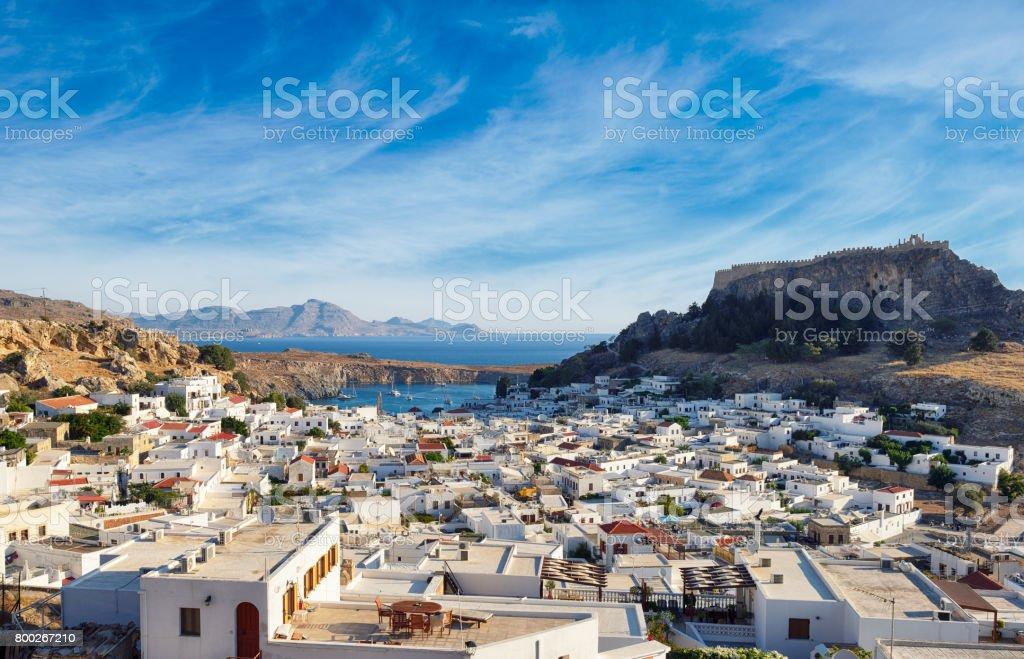 Lindos, Rhodos, Griechenland – Foto