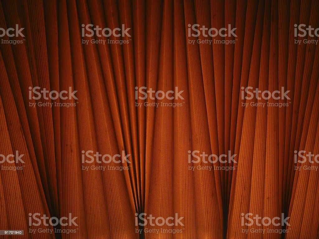 Linear Abstraction royalty-free stock photo
