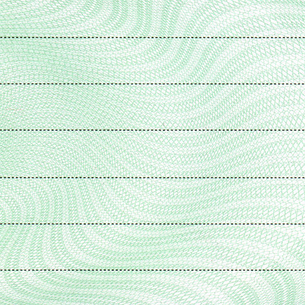 lined paper background (xxxl) - guilloche stock photos and pictures