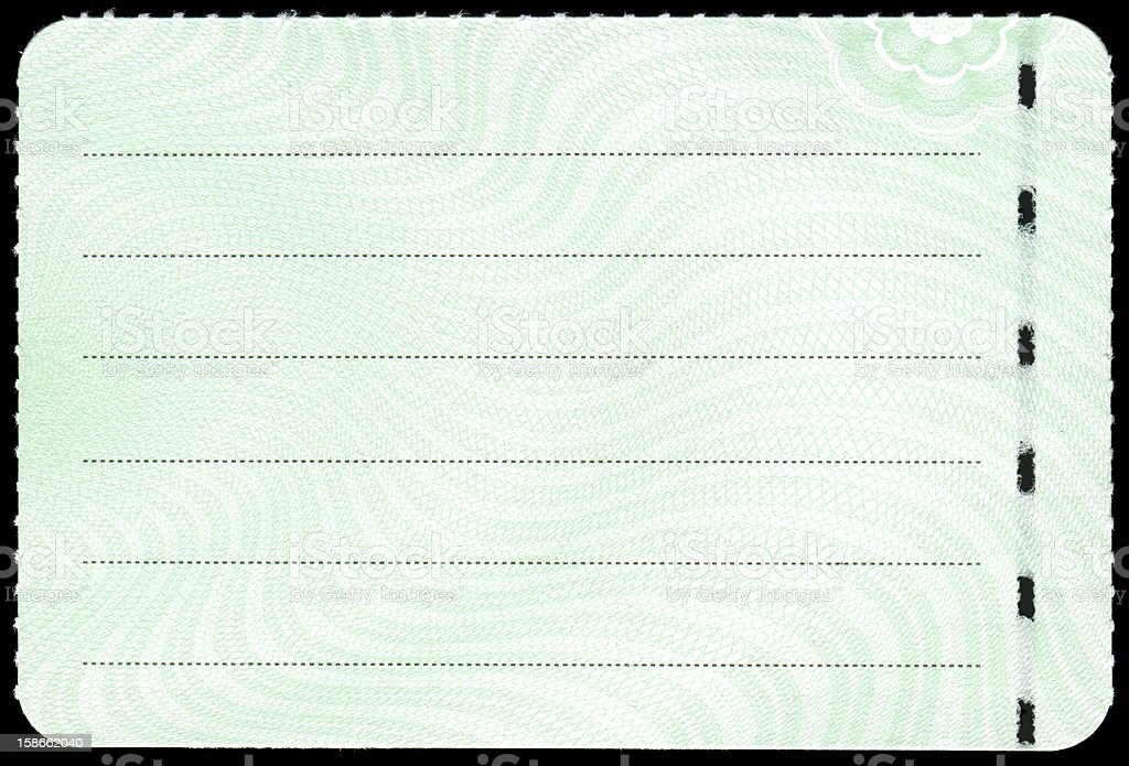 Lined paper background textured stock photo