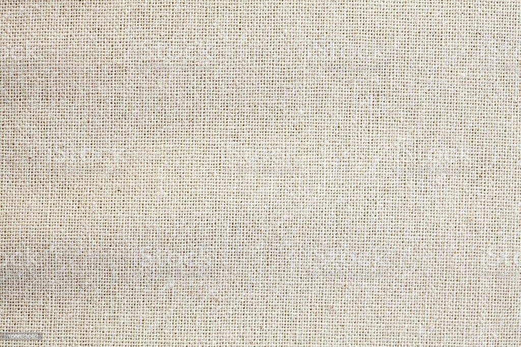 Linen Canvas Texture royalty-free stock photo