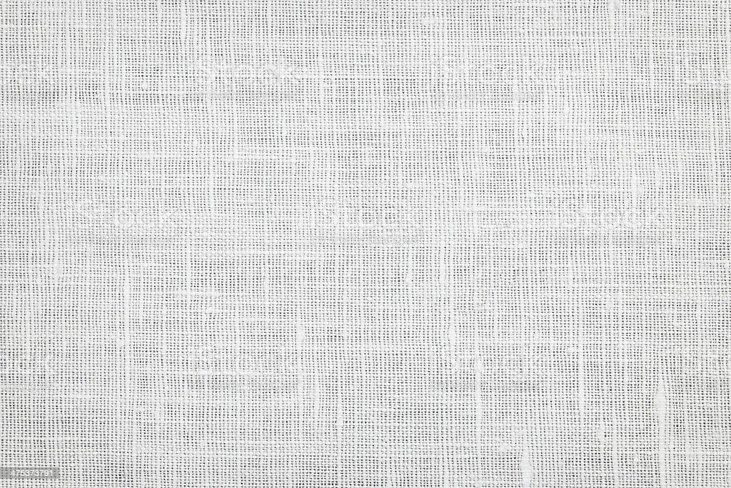 Linen fabric background stock photo