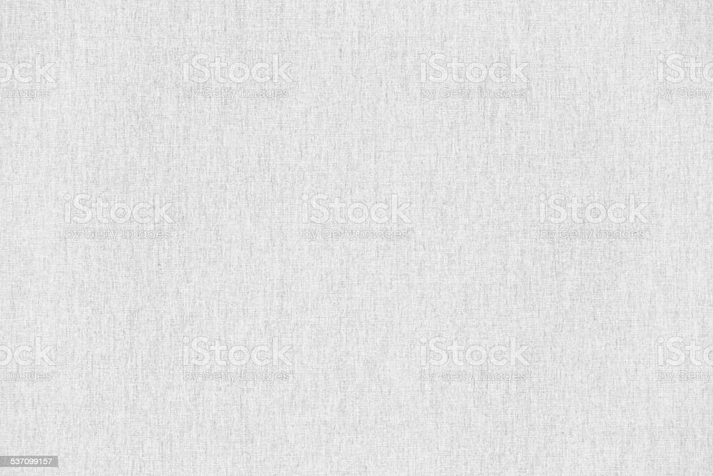 White linen woven fabric background or texture