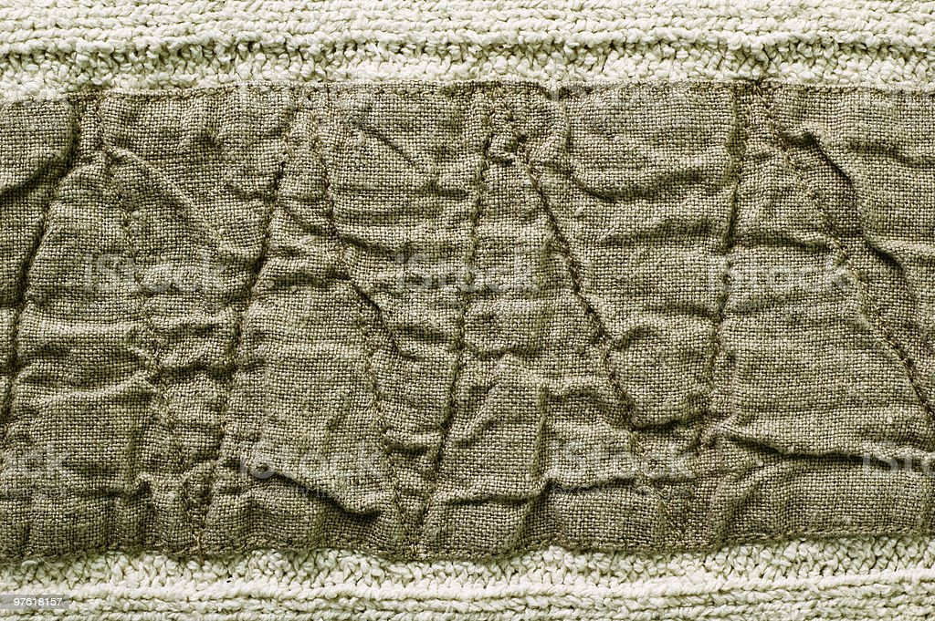 Linen fabric, background royaltyfri bildbanksbilder