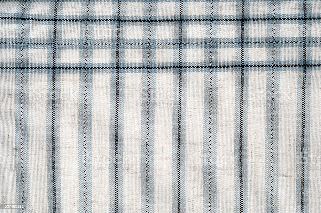 Linen fabric texture, background, stock photo