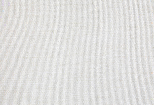 linen fabric textured backgrounds - textile stock photos and pictures