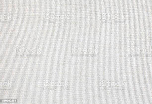 Linen Fabric Textured Backgrounds Stock Photo - Download Image Now