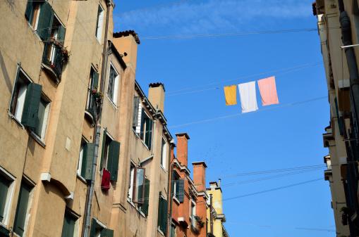 Linen in Venice