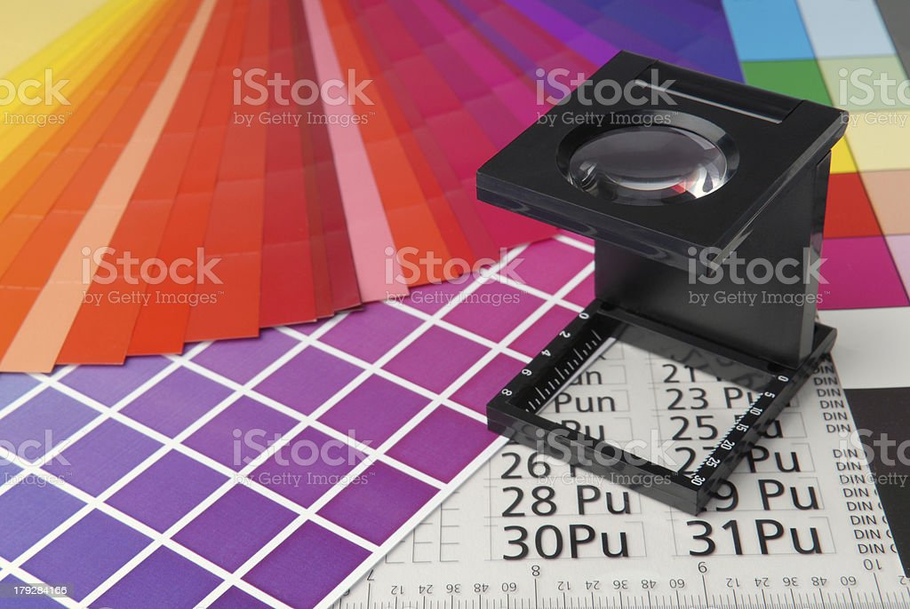 linen tester royalty-free stock photo