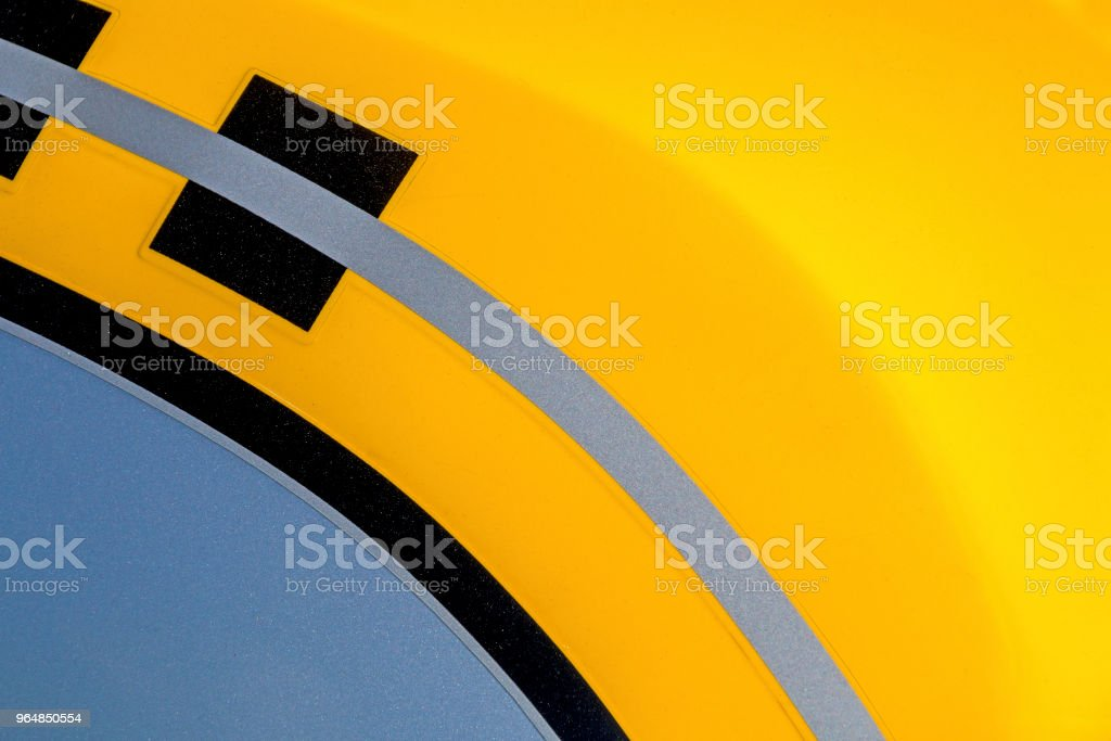 Lines Colors Patterns and Textures on Vehicle Body Background royalty-free stock photo