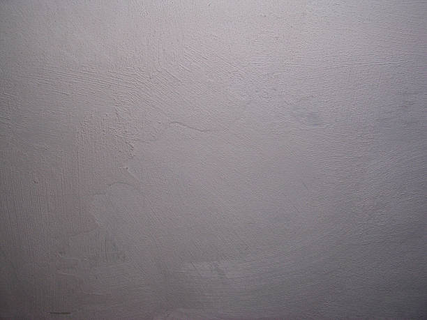Lines in Plaster Picture of the textures in a scraped plaster ceiling - furrows and grooves in white plaster. plaster ceiling design stock pictures, royalty-free photos & images