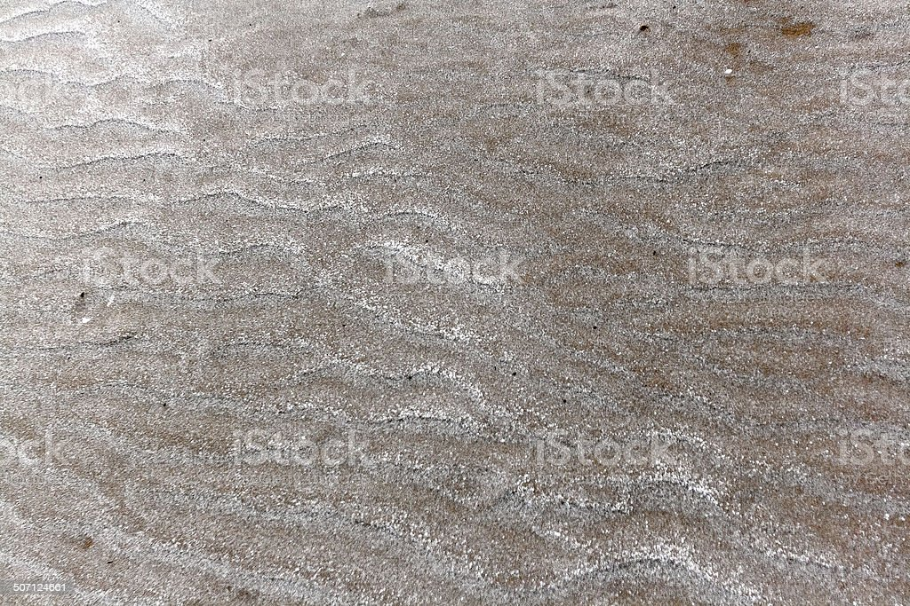 Lines in the Sand royalty-free stock photo