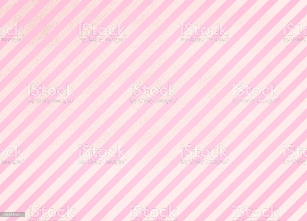 Lines Pattern stripe pink color design for fabric, stock photo