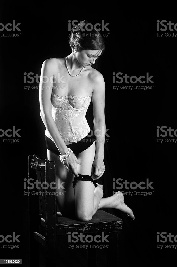 Lingerie royalty-free stock photo