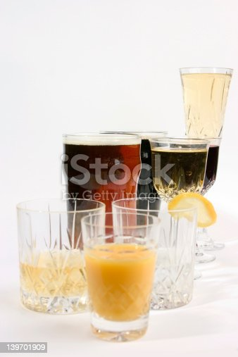 istock Lining up the drinks 139701909