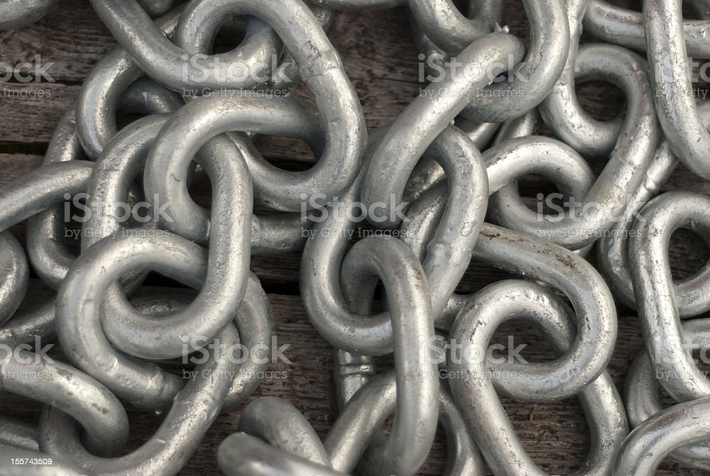 Linked In royalty-free stock photo