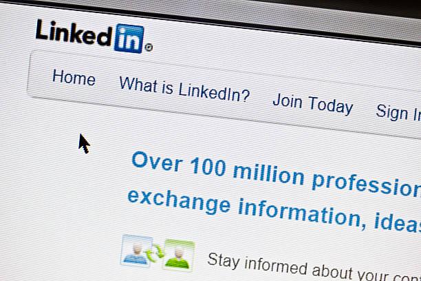 linkedin - linkedin bildbanksfoton och bilder