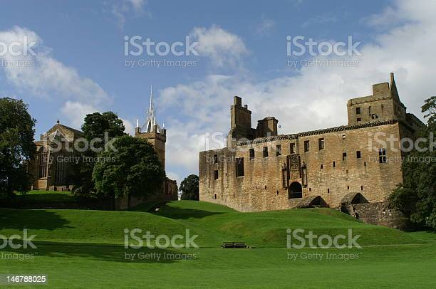 Linlithgow Palace Stock Photo - Download Image Now