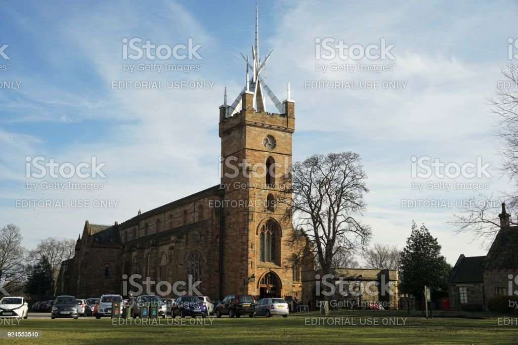Linlithgow Iglesia Del St Michael - Fotografía de stock y más ...