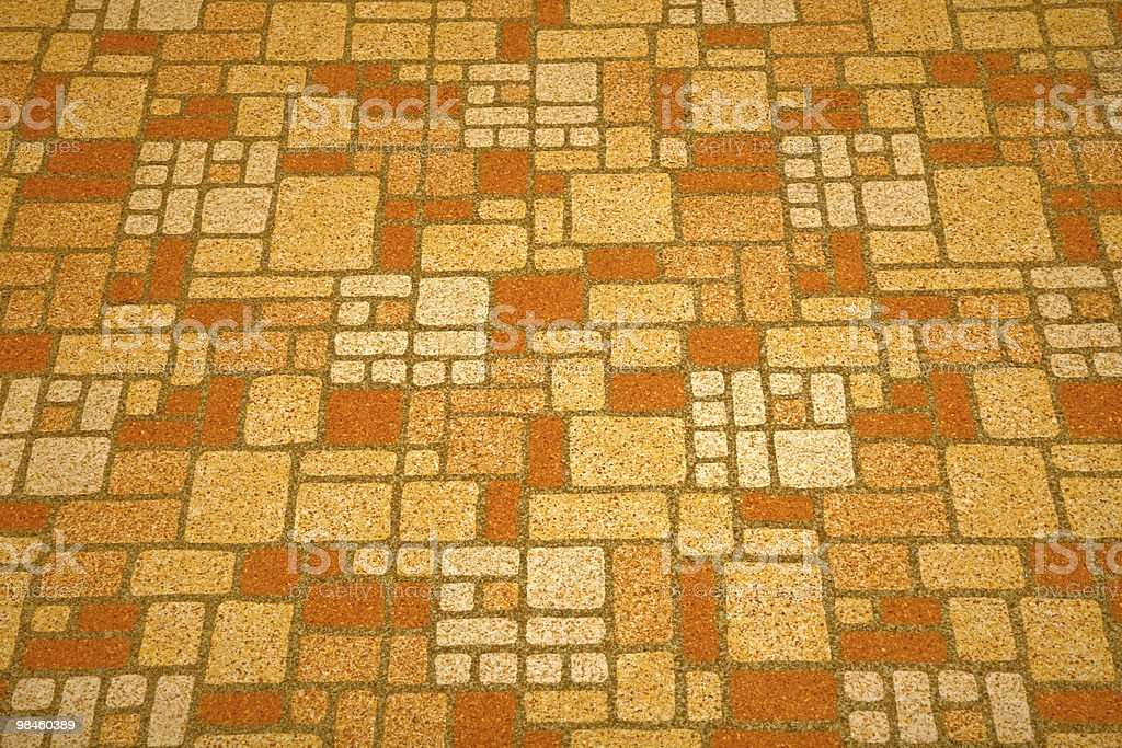 Linoleum tile background royalty-free stock photo