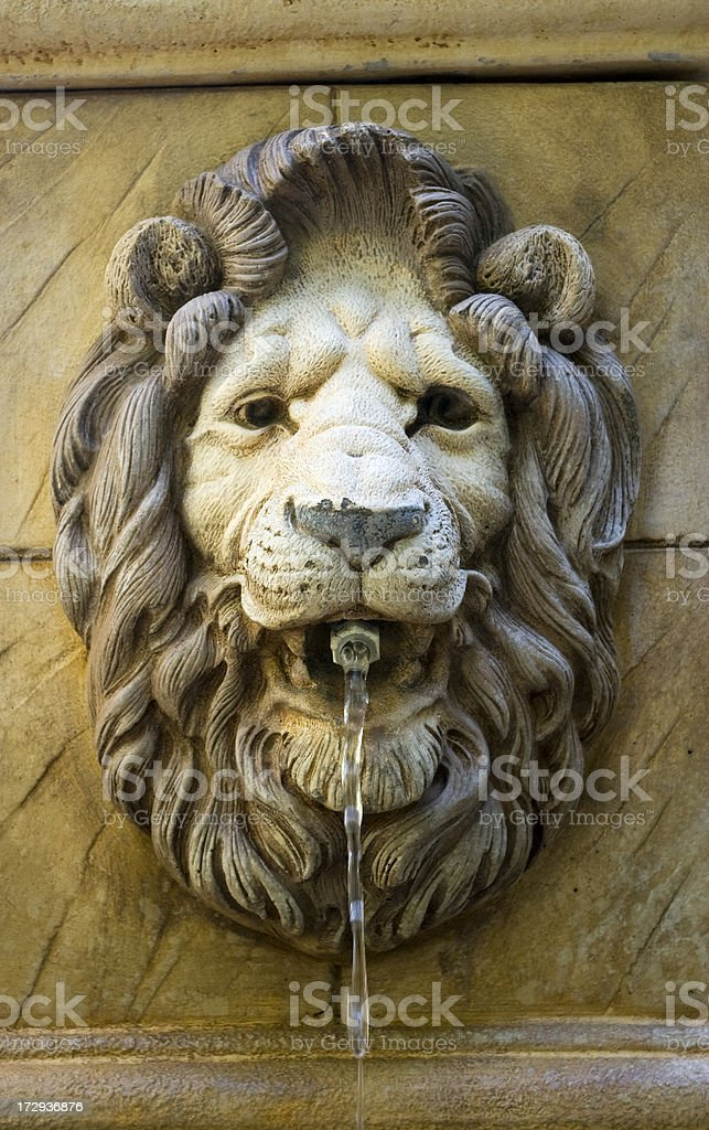 lion head fountain stock photo  u0026 more pictures of animal