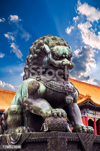 Beijing, Forbidden City, China - East Asia, Asia, Built Structure