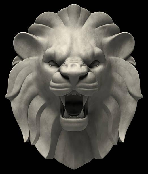 Lion's Head stock photo