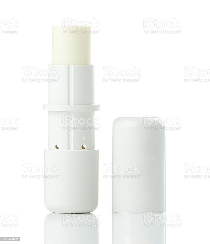 Lip Balm stock photo