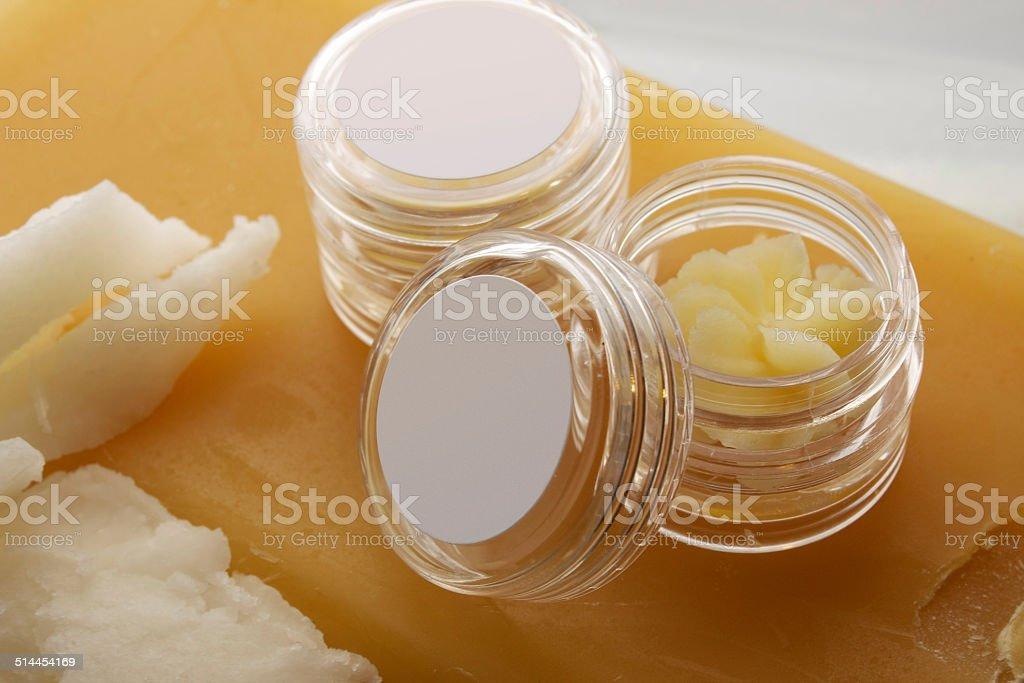 Lip Balm stock photo