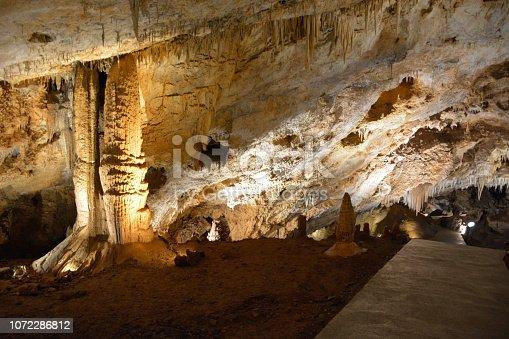 istock Lipa Cave ( Lipska pecina) in Cetinje, Kotor 1072286812