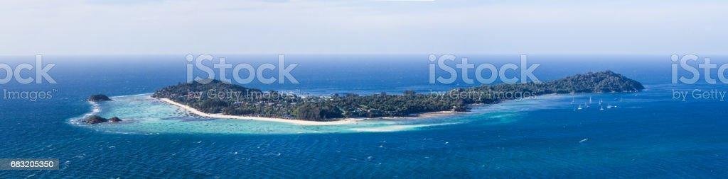 Lipe island royalty-free stock photo