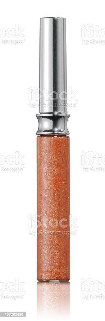 Lipgloss tube royalty-free stock photo