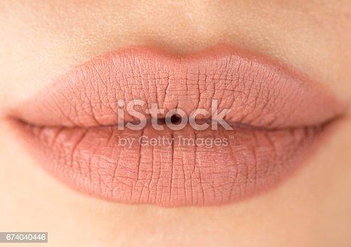istock Lips 674040446