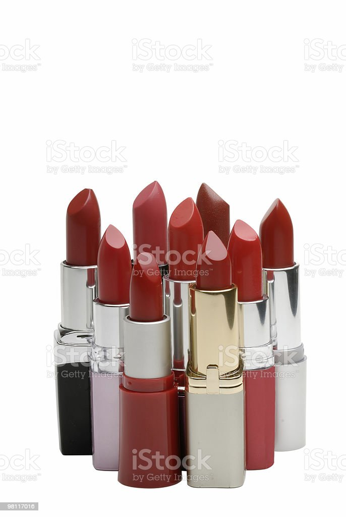 lipstick 1 royalty-free stock photo