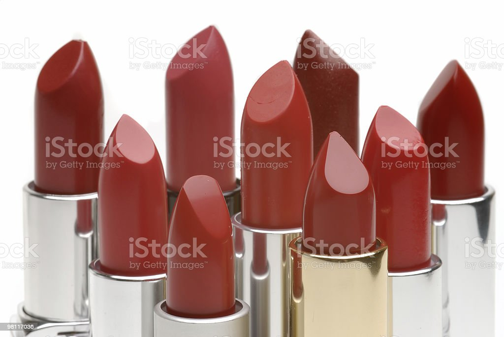 lipstick 3 royalty-free stock photo
