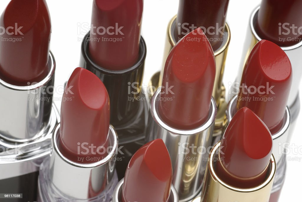 Rossetto 4 foto stock royalty-free