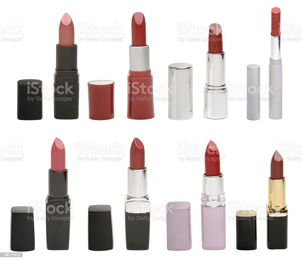 lipstick 9 royalty-free stock photo