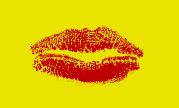 Lippenstift Kuss – Foto