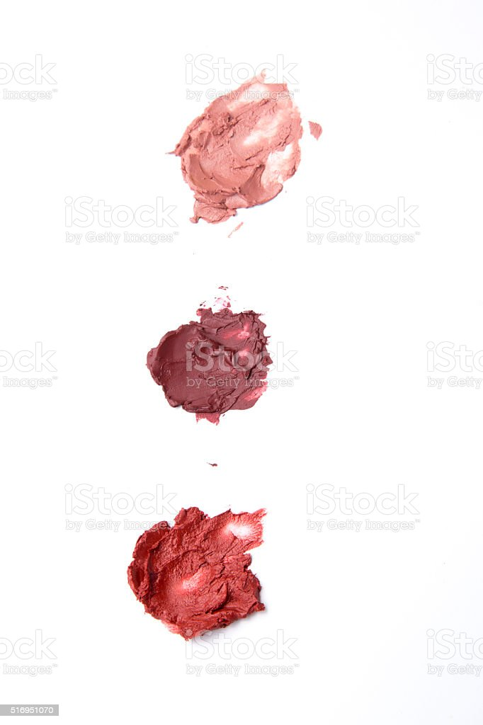 Lipstick stock photo