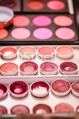 Lipsticks palette