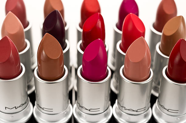 mac lipsticks - ブランド名 ストックフォトと画像