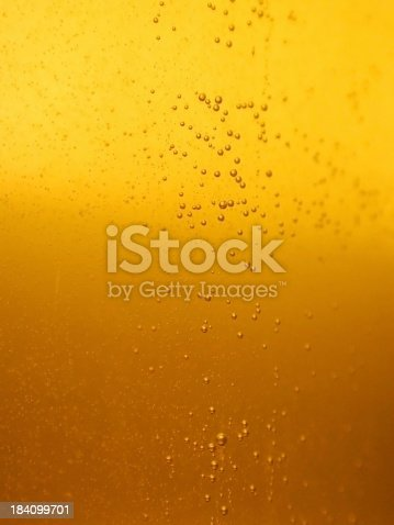 Beer-looking abstract water background