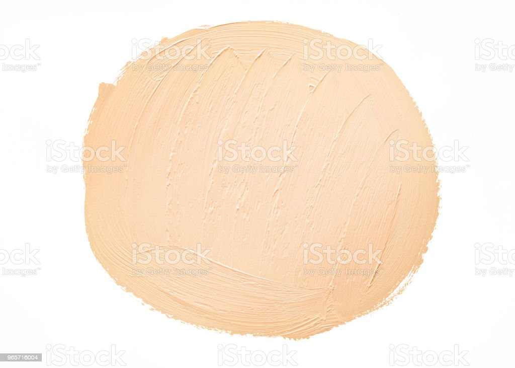 Liquid Make Up Foundation - Royalty-free Abstract Stock Photo
