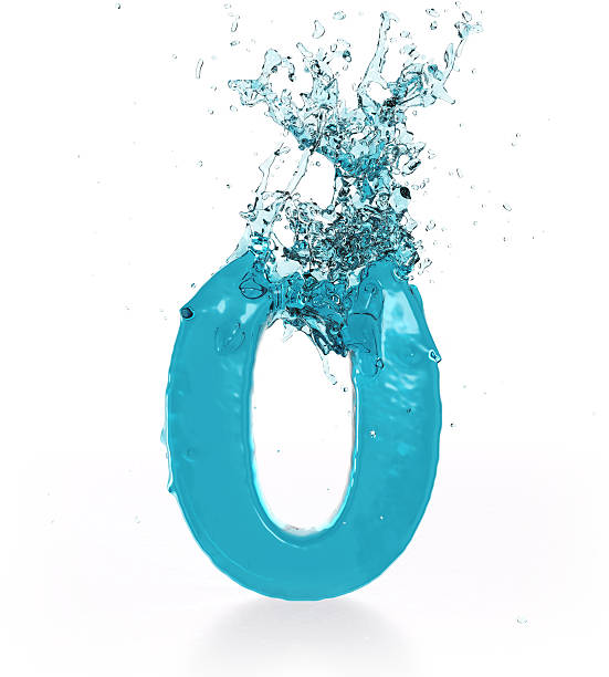 liquid number 0 - zero stock pictures, royalty-free photos & images