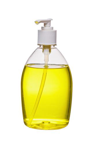 istock Liquid soap bottle 872618408