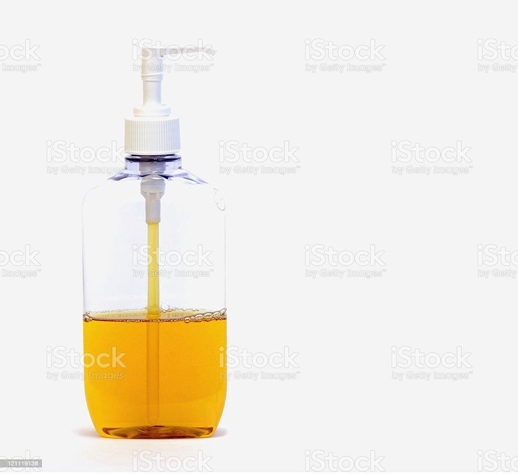 Liquid Soap royalty-free stock photo
